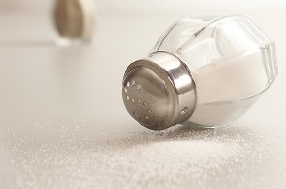Cuando la sal se convierte en una adicción
