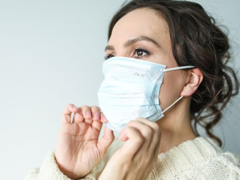 Cómo cuidar la piel por el uso intensivo de mascarilla