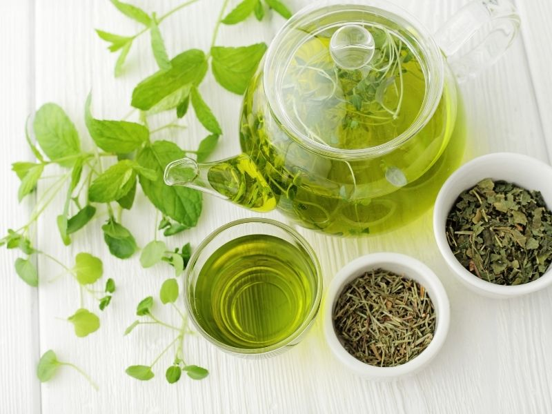 ¿Conoces las propiedades del té verde?